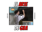 VIDEOMEME – Gila un singular artista en la escuela nocturna
