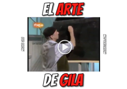 Miguel Gila - VideoMeme - Dibujando en la escuela nocturna