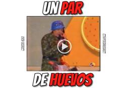 15 aniversario del fallecimiento de Miguel Gila - VideoMeme Un par de huevos