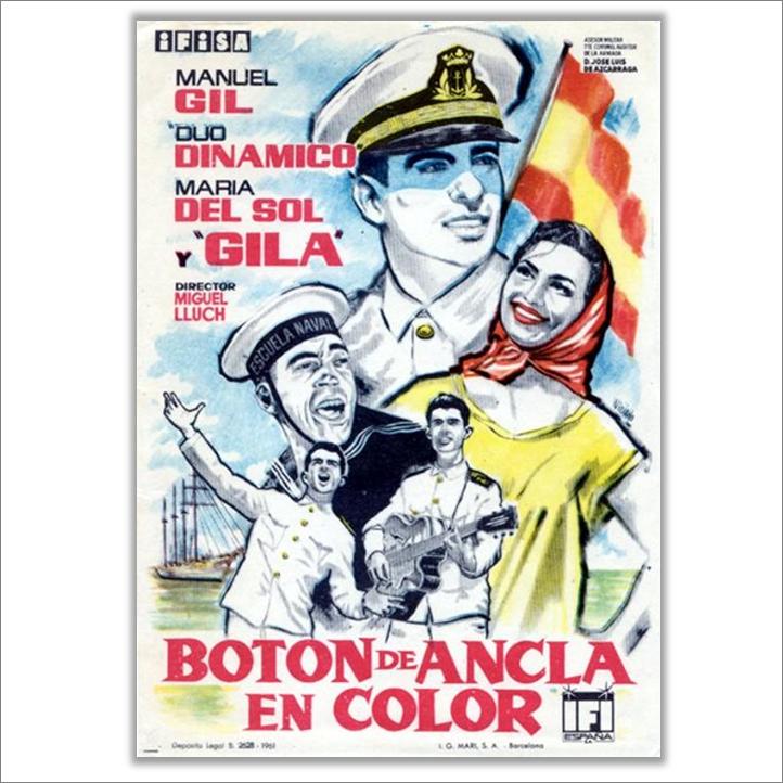 Botón de Ancla - Dúo Dinámico - Miguel Gila