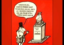 Miguel Gila - Chiste gráfico