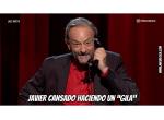 """Un gran trabajo de """"Humor Fusión"""" en el """"Gila"""" de Javier Cansado dentro del programa Late Motiv"""
