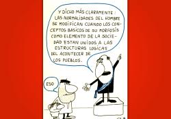 Miguel Gila - Chiste político