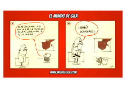 Miguel Gila - Día Internacional de la Juventud