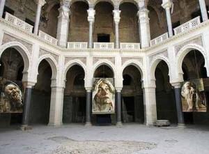 Biblioteca de Sarajevo reconstruida