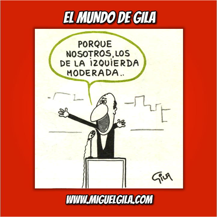 Miguel Gila - Chistes gráficos - Política