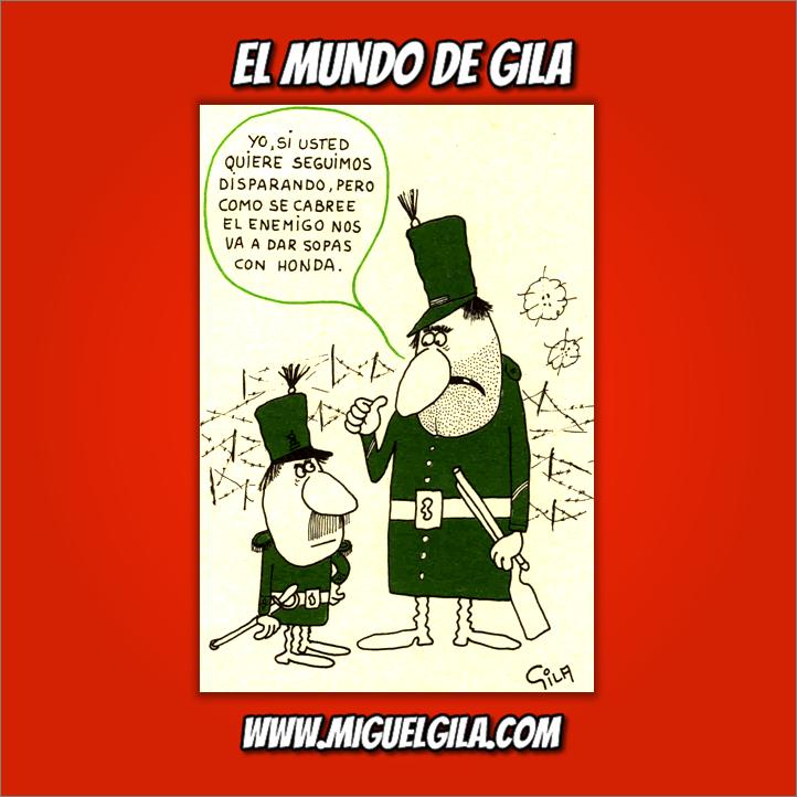 Miguel Gila - Semana del Desarme ONU