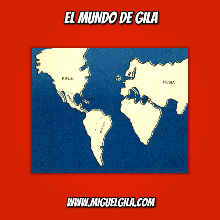 Miguel Gila - La Paz Mundial