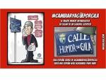 Porque ya es hora de cambiar en España ciertas cosas vamos a #CambiarYagüePorGila ;)