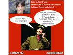 Si eres fan de Miguel Gila todavía te alegrará más saber que Juan Carlos Ortega ha recibido el Premio Ondas