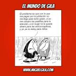 (☞゚ヮ゚)☞ Uno de Gila por favor #54 – ʘ͜͡ʘ Crónicas surrealistas de la crisis
