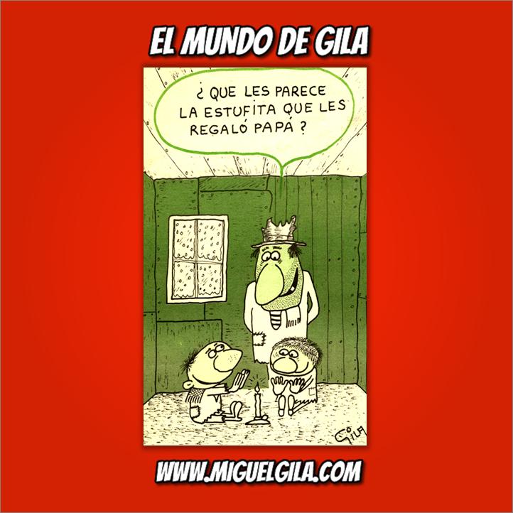 Mmiguel Gila - Pobreza energética
