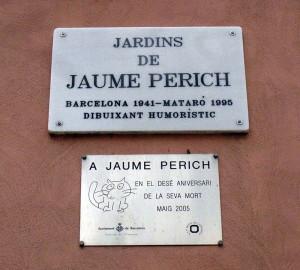 Jardines El Perich