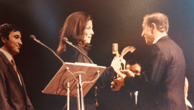 Premio Ondas  - Miguel Gila