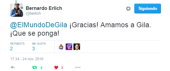 Erlich - Gila