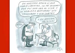Miguel Gila - Chistes gráficos - Democracia