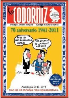 Miguel Gila - La Codorniz 70 aniversario 1941-2011