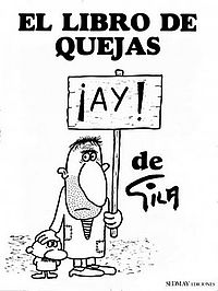 Miguel Gila. El libro de quejas