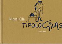 Libro de Miguel Gila. Viñetas