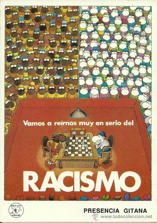 Miguel gila - Vamos a reirnos muy en serio del racismo