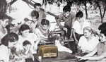 Gila paraba el país a la hora de la emisión de sus monólogos en la radio