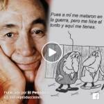 Homenaje en El Periódico al Humorista Gráfico Miguel Gila
