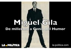 Vídeo en formato Draw My Life sobre Miguel Gila