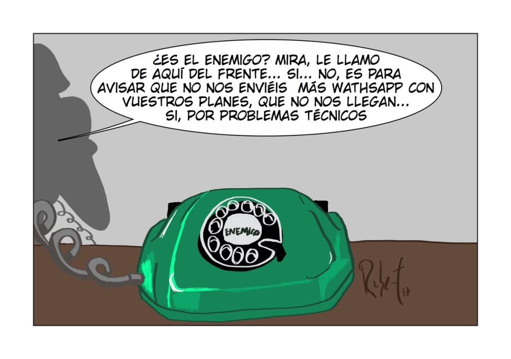 Viñeta de Rubert apoyando la iniciativa #CambiarYagüePorGila #CalleHumorDeGila