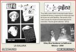 Fallece el gran humorista gráfico de temas políticos y sociales Rius, que fundó con Gila la revista La Gallina en México