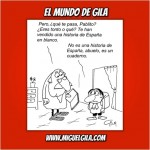 (☞゚ヮ゚)☞ Uno de Gila por favor #97 – La Historia de España en blanco