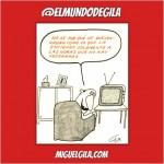 (☞゚ヮ゚)☞ Uno de Gila por favor #100 – ¡La televisión parece no haber cambiado mucho!