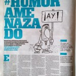 #HumorAmenazado en la Revista Mongolia de diciembre (1 de 2)