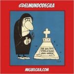 (☞゚ヮ゚)☞ Uno de Gila por favor #99 – Muertos rebeldes