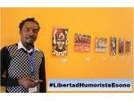 Retiran todos los cargos contra el Humorista Gráfico, Ramón Nse Esono. ¡Gracias a tod@s l@s que participasteis en las acciones para apoyar su puesta en libertad! #LibertadHumoristaEsono