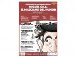 Llega el evento y exposición de viñetas de Miguel Gila y de humoristas gráficos de toda España que le rinden homenaje en el centenario de su nacimiento