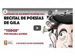 Las poesías de Gila estuvieron presentes en la celebración de su centenario