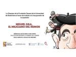 """Exposición """"Miguel Gila, el miliciano del humor"""" en la Fábrica del Humor"""