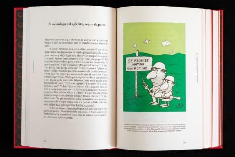 Páginas de el Libro de Gila