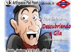 """Un homenaje del cómico hispano argentino Pepe Garamendy a Miguel Gila: """"Descubriendo a Gila"""""""