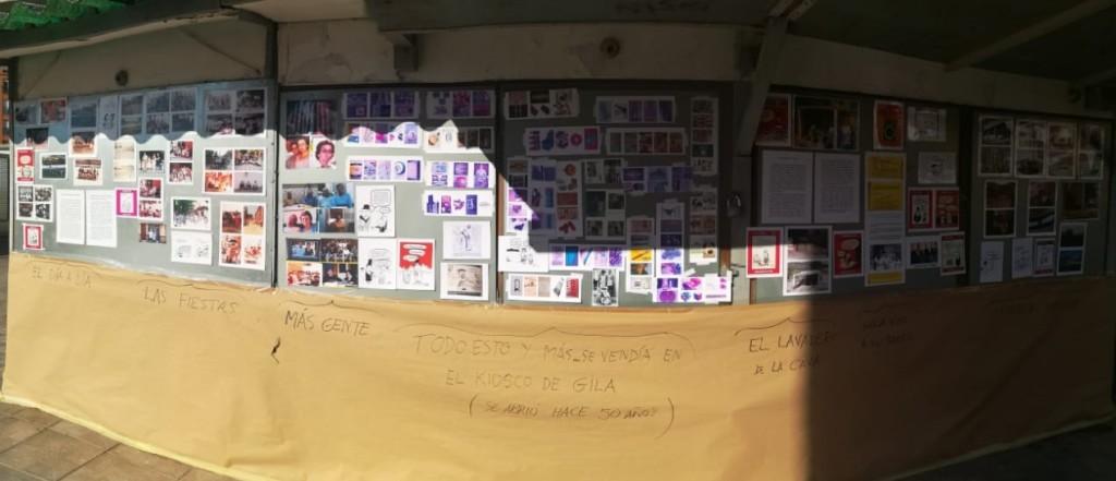 Kiosko de Gila en el Festival De Par en Part